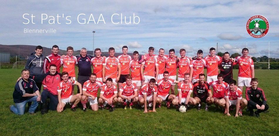 St Pat's GAA Club