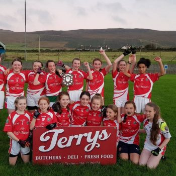 U14 girls win Sept2018